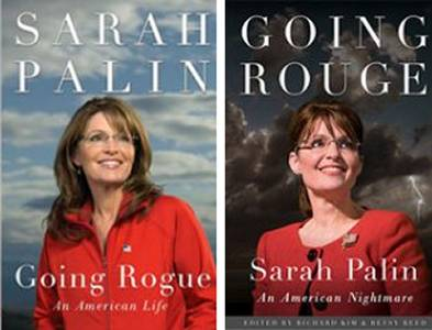 Sarah Palin - book covers